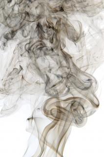 Fumée, les odeurs, l'air
