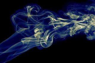 Fumée, d'odeurs, dynamique, de la fumée