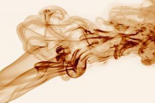 Fumée, les odeurs, élégant