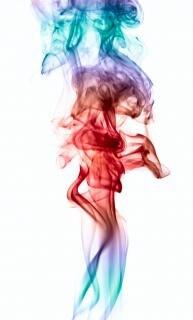 Fumée, les odeurs, la magie, de la vapeur