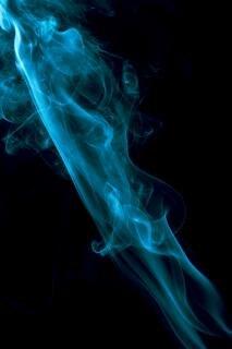 Fumée, les odeurs, tourbillon, vapeur