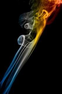 Fumée, d'odeurs, la vapeur, l'arôme