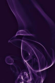 Fumer graver isolé
