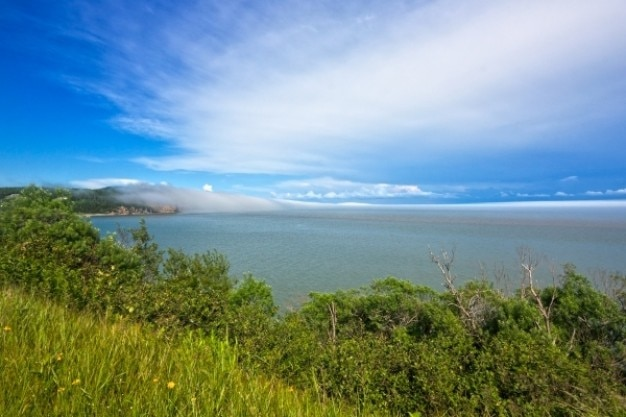 Fundy paysage hdr