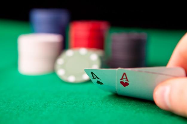 Fusées au poker