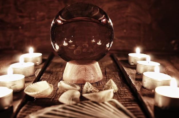 Future teller bougie divination