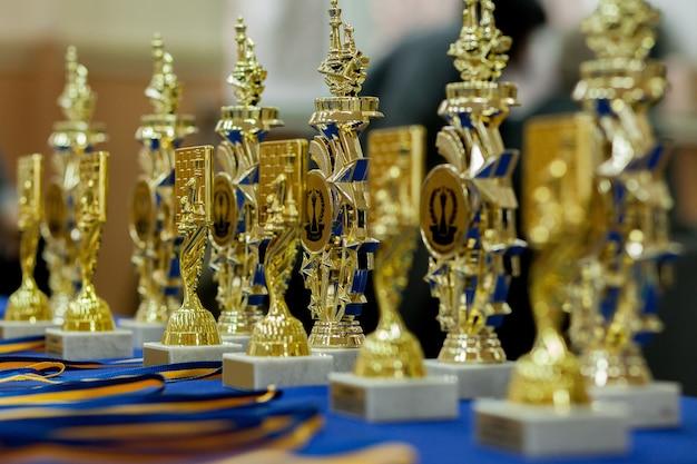 Gagnant de la coupe d'or