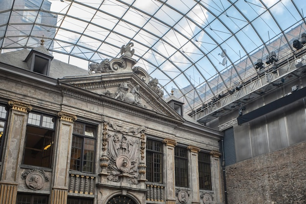 Les galeries royales saint-hubert à bruxelles