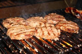 Galettes de steak haché