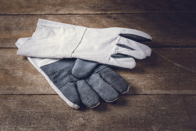 Gants de protection,
