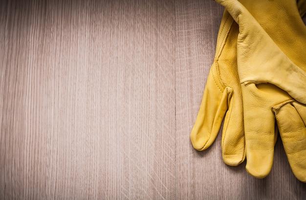 Gants de sécurité en cuir agricole
