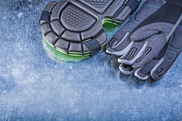 Gants de sécurité de jardinage protège-genoux