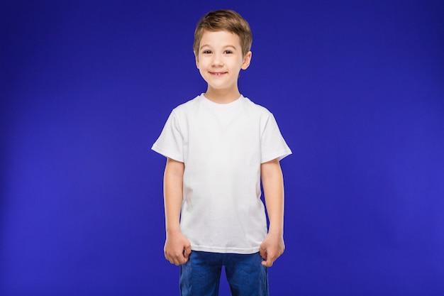 Garçon en chemise