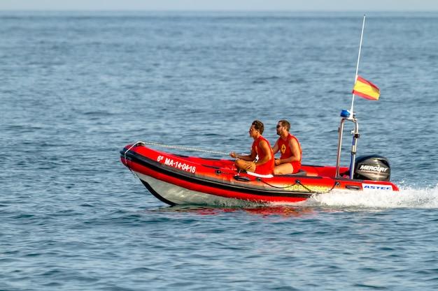 Garde côtière espagnole