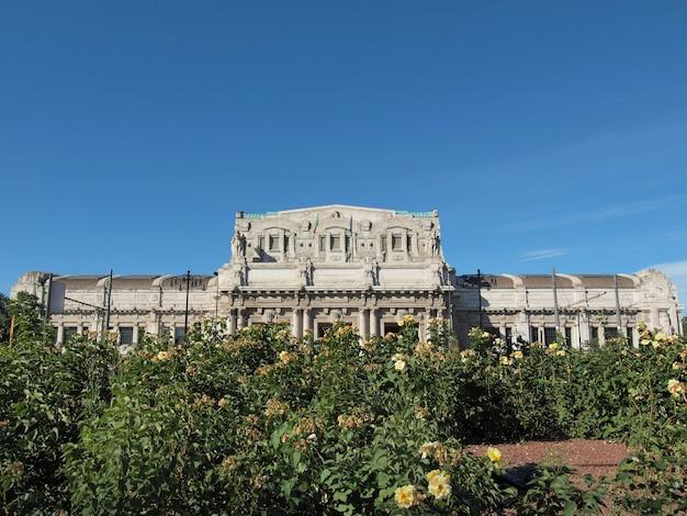 Gare centrale, milan
