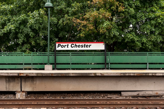 Gare ferroviaire longue distance