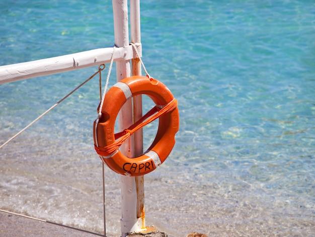 Gareautrain sur la plage