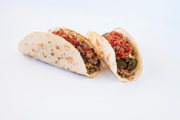 Gastronomie burrito food food fast food
