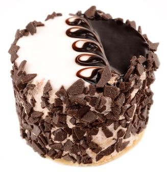 Gâteau au chocolat au lait