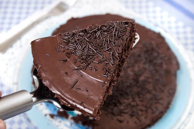 Gâteau brésilien typique