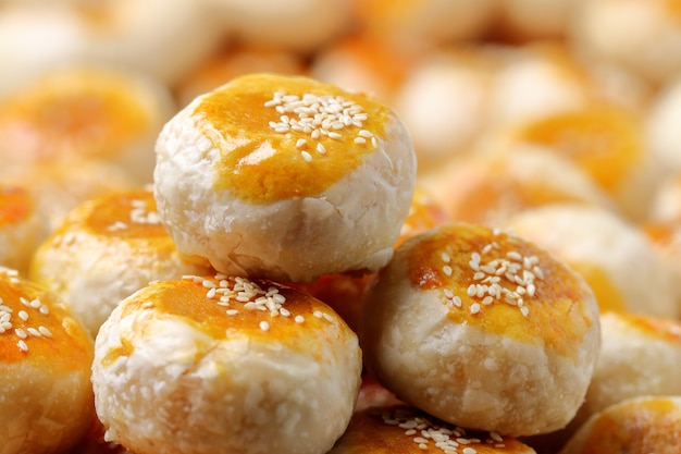 Gâteau chinois traditionnel.