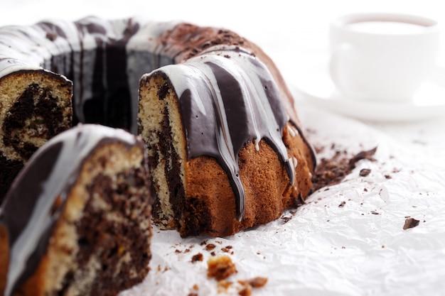 Gâteau délicieux