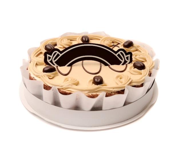 Gâteau entier.
