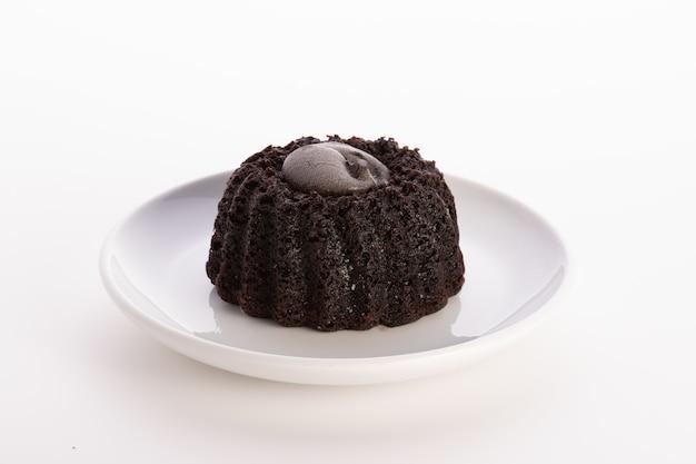 Gâteau fondant au chocolat velouté