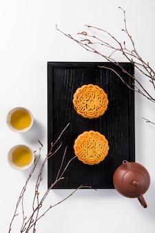 Gâteau de lune de la mi-automne