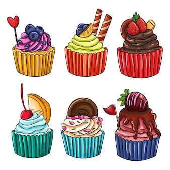 Gâteau muffin