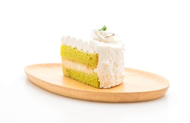 Gâteau de pandas isolé