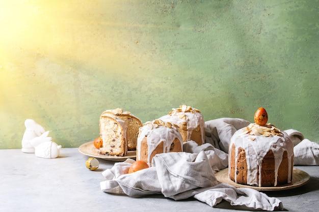 Gâteau de pâques kulich