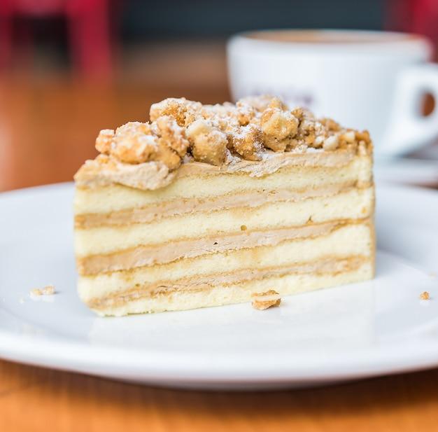 Gâteaux au café