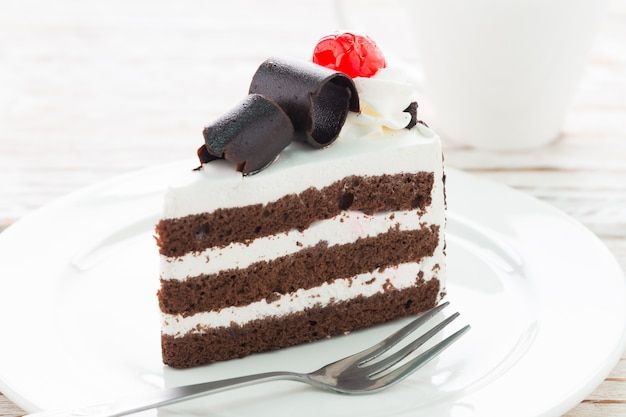 Gâteaux de la forêt noire