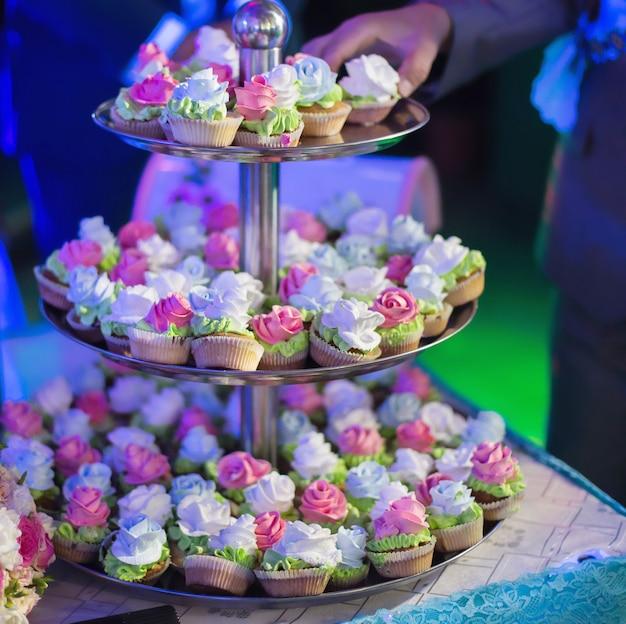 Gâteaux de mariage, cérémonie de mariage