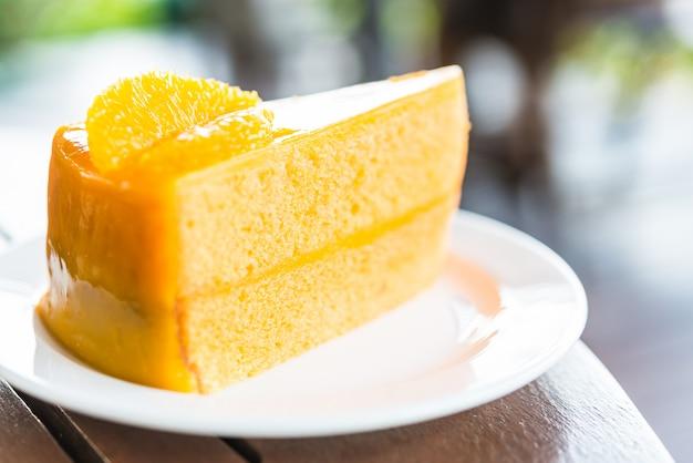 Gâteaux à l'orange