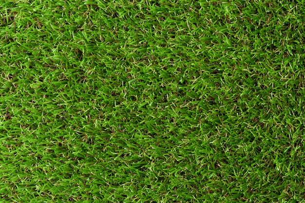 Gazon artificiel sur terrain de football, gazon artificiel vert