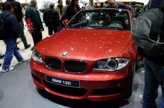 Genève internationale voitures salon de 2010, genève