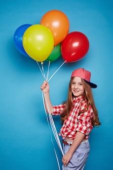 Gens célébration mignon de fête des enfants