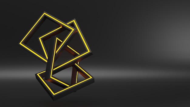 Géométrique moderne
