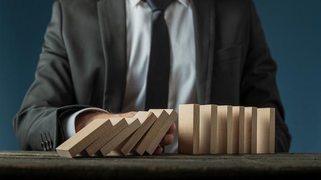 Gestion de crise d'entreprise