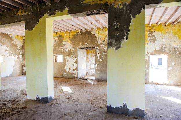 Ghost village - jazirat al hamra ras al khaimah - eau