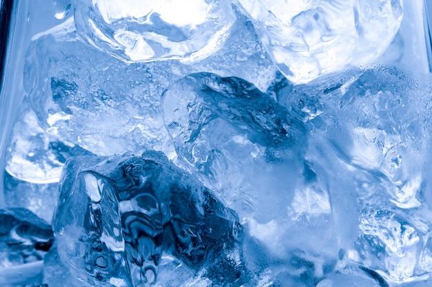 La glace fond, concept de réchauffement climatique