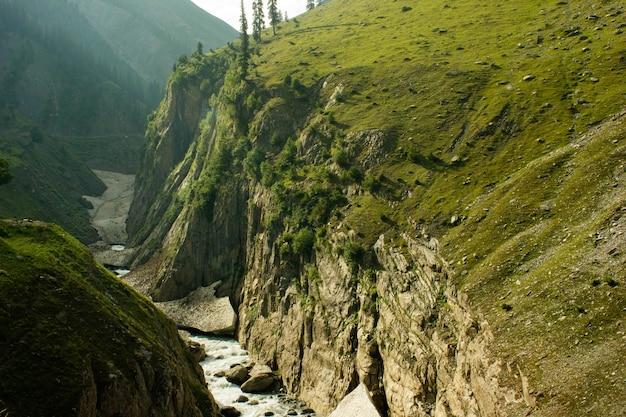 Glacier de l'himalaya