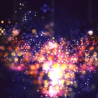 Glitter sparkle abstrait fond