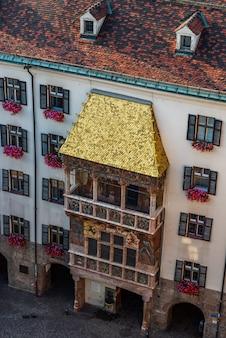 Goldenes dachl à innsbruck