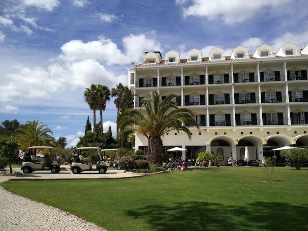 Golf resort de luxe