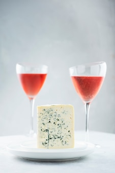 Gorgonzola au fromage italien