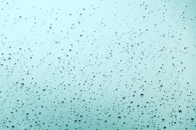 Goutte d'eau dans une surface, arrière-plan