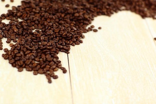 Grain de café naturel